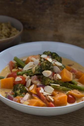 Vegetable Curry「Vegetable curry」:スマホ壁紙(16)