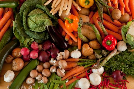 Salad「vegetable crop close」:スマホ壁紙(5)