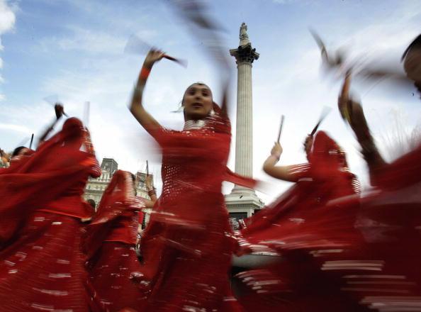 Effort「Big Dance Live TV World Record Attempt」:写真・画像(11)[壁紙.com]