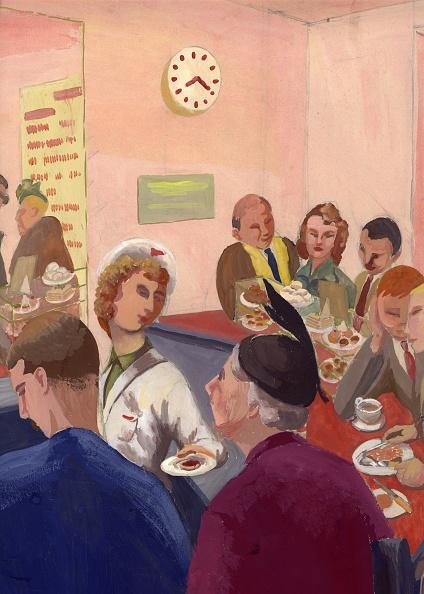 Sweet Food「Cafe Interior」:写真・画像(17)[壁紙.com]