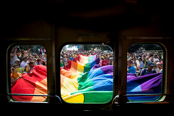 LGBTQI Rights「Brighton Pride 2018」:写真・画像(11)[壁紙.com]