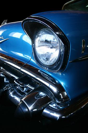 Hot Rod Car「Classic American Car (1957)」:スマホ壁紙(14)