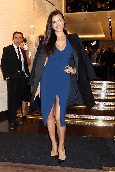 Coat - Garment「Roberto Cavalli - Boutique Opening - Milan Fashion Week Womenswear Autumn/Winter 2014」:写真・画像(7)[壁紙.com]