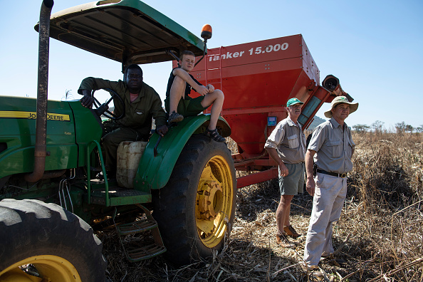 Land「Farming In Zimbabwe」:写真・画像(5)[壁紙.com]