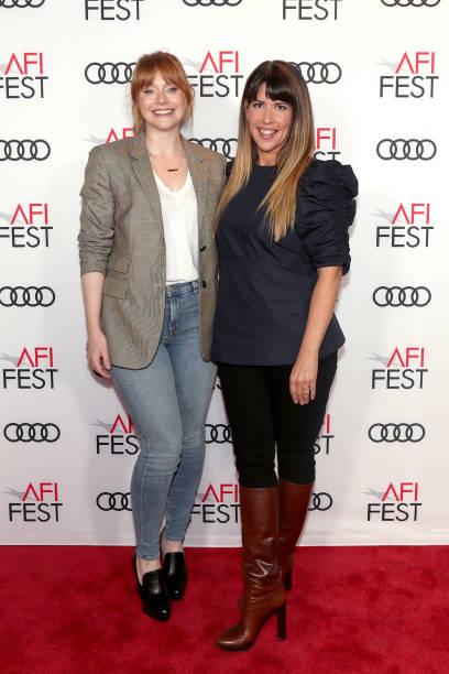 Knee Length「AFI FEST 2017 Presented By Audi - On Directing: Patty Jenkins」:写真・画像(8)[壁紙.com]