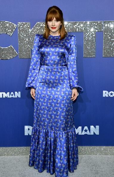 "Long Dress「""Rocketman"" New York Premiere」:写真・画像(16)[壁紙.com]"