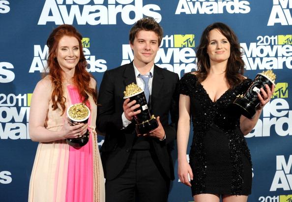 エクリプス トワイライト・サーガ「2011 MTV Movie Awards - Press Room」:写真・画像(17)[壁紙.com]