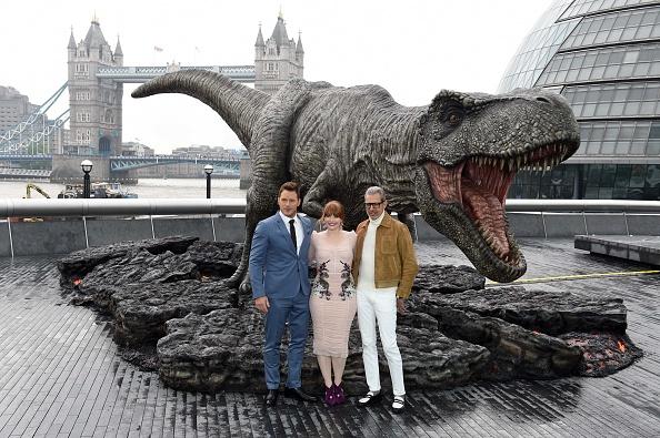 フォトコール「'Jurassic World: Fallen Kingdom' Photocall」:写真・画像(19)[壁紙.com]