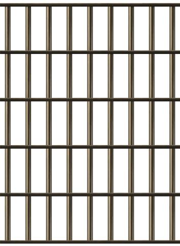 Security System「Jail Cell Bars」:スマホ壁紙(14)