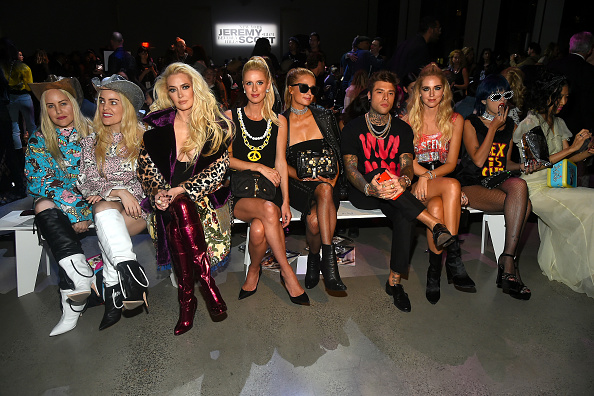 ニッキー・ヒルトン「Jeremy Scott - Front Row - September 2017 - New York Fashion Week: The Shows」:写真・画像(15)[壁紙.com]