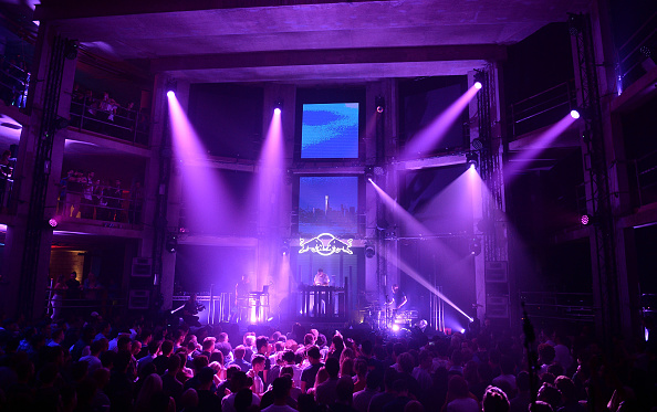 Red Bull「Red Bull Studios Future Underground - Night 1」:写真・画像(9)[壁紙.com]