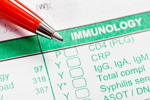 WBC「赤ペンで免疫学形状注文 HIV /エイズ血液検査」:スマホ壁紙(10)