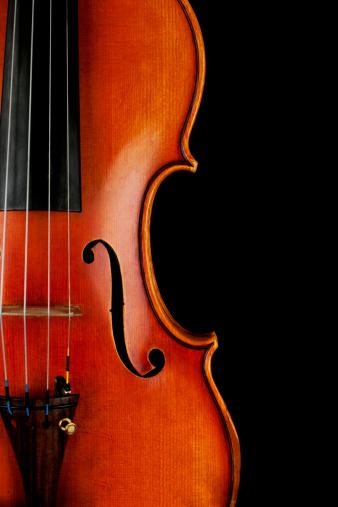 Violin Scroll「violin」:スマホ壁紙(8)