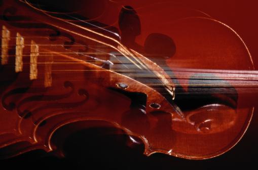 Violin Scroll「Violin」:スマホ壁紙(13)