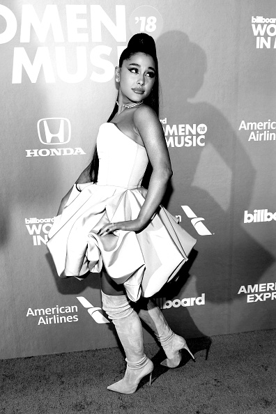Ariana Grande「Billboard Women In Music 2018 - Arrivals」:写真・画像(17)[壁紙.com]