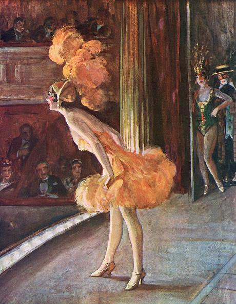 ステージ「1920s Dancer Taking A Bow」:写真・画像(10)[壁紙.com]