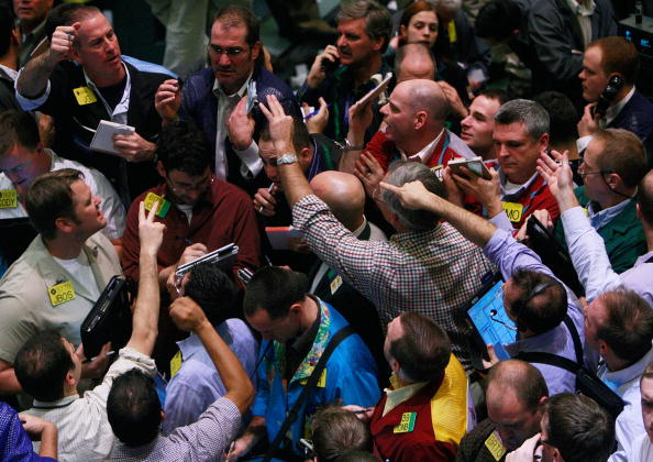 Finance「Oil Trades At Three Year Low On New York Mercantile Exchange」:写真・画像(13)[壁紙.com]