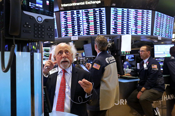 Dow Jones Industrial Average「Stocks Rise Slightly, For Eighth Consecutive Day Of Gains」:写真・画像(3)[壁紙.com]