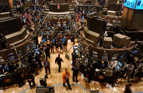 Dow Jones Industrial Average「Dow Jones Average Slides Under 9,000」:写真・画像(16)[壁紙.com]