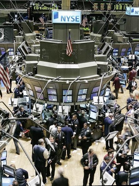 Dow Jones Industrial Average「NY: Stocks Rebound After Four Day Decline」:写真・画像(1)[壁紙.com]