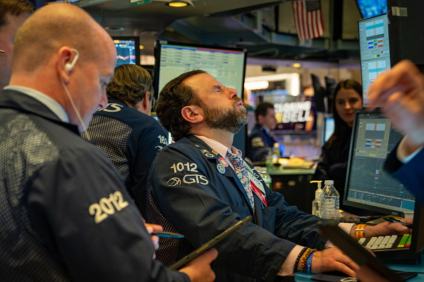Trader「Markets Continue Volatile Swings Over Coronavirus Fears」:写真・画像(17)[壁紙.com]