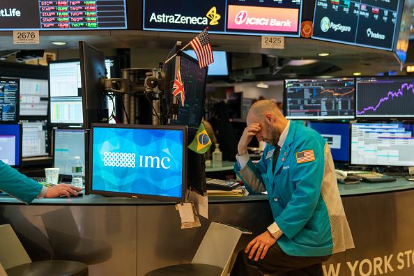 Trader「Markets Continue Volatile Swings Over Coronavirus Fears」:写真・画像(18)[壁紙.com]