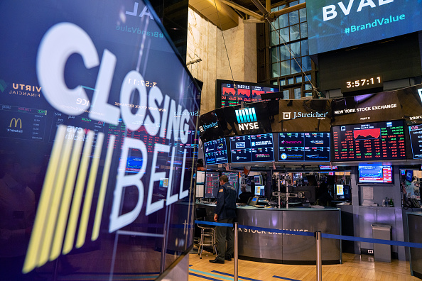 Trader「Dow Continues Downward Trend As Bond Market Rallies」:写真・画像(10)[壁紙.com]