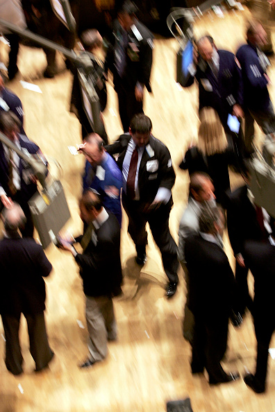 Blurred Motion「Dow Dips Slightly In Early Trading」:写真・画像(13)[壁紙.com]