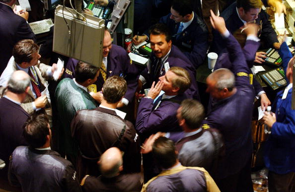 Dow Jones Industrial Average「Dow Up On Wall Street」:写真・画像(0)[壁紙.com]