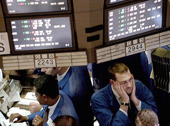 Dow Jones Industrial Average「Dow Jones Drops 380 Points」:写真・画像(13)[壁紙.com]