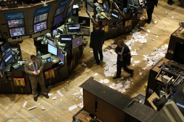 Crisis「Markets Plunge After House Rejects $700 Billion Financial Bailout Plan」:写真・画像(16)[壁紙.com]