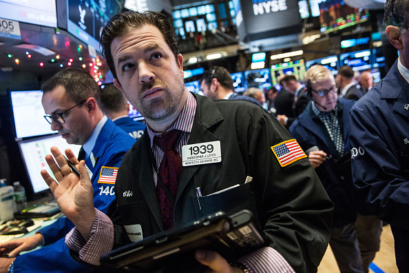 Trader「Markets Open For The Week As Fed Prepares Possible Interest Rate Hike」:写真・画像(14)[壁紙.com]