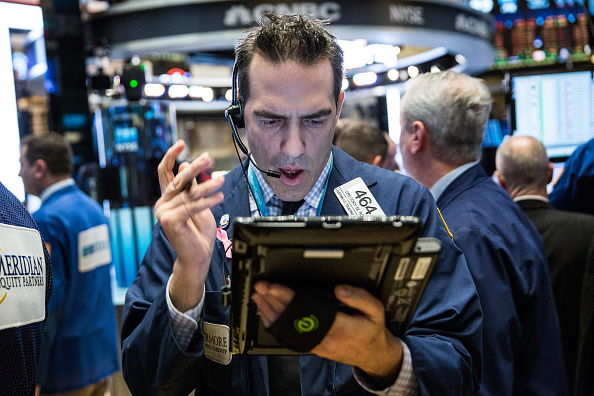 Trader「US Markets Open After Big Losses In Japan」:写真・画像(11)[壁紙.com]