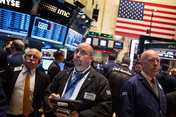 Economy「Dow Jones Average Closes In On Record」:写真・画像(9)[壁紙.com]