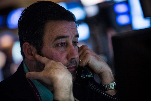 Financial Occupation「After Hitting Intraday High Dow Falls Sharply In Friday Trading」:写真・画像(17)[壁紙.com]