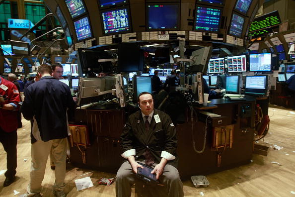 Flooring「Markets React To Geithner's Financial Stability Plan」:写真・画像(17)[壁紙.com]