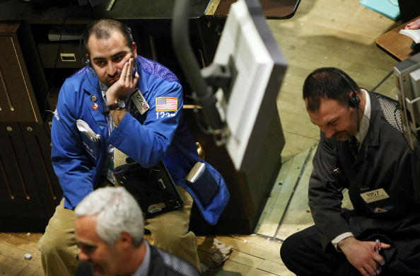 Financial Figures「Dow Jones Industrial Average Closes After Downward Plunging Week」:写真・画像(14)[壁紙.com]