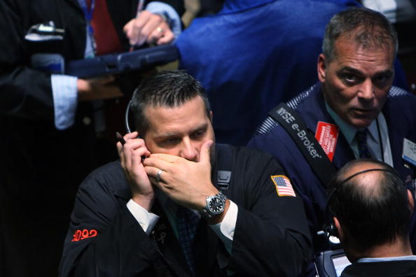 AIG「Wall Street Trys To Stabilize After Financial Sector Meltdown」:写真・画像(10)[壁紙.com]