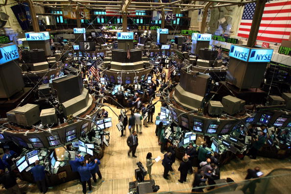 Crisis「Wall Street Reels As Major Financial Companies Face Crisis」:写真・画像(17)[壁紙.com]