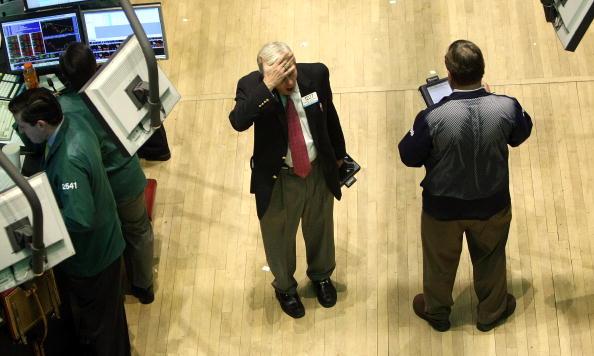 Finance「Dow Jones Drops Over 200 Points As Earnings, Consumer Spending Dips」:写真・画像(11)[壁紙.com]