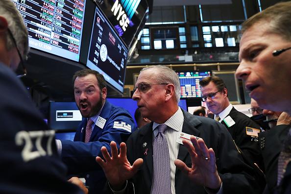 Trader「U.S. Markets React To Donald Trump Election To Presidency」:写真・画像(19)[壁紙.com]
