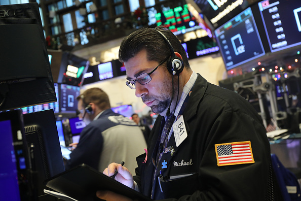 Trader「Markets Open Morning After President Trump Is Impeached By House」:写真・画像(5)[壁紙.com]
