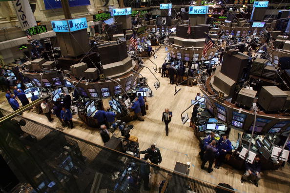 Flooring「Spurred By Rise In Overseas Market, Wall Street Opens Week With Rally」:写真・画像(18)[壁紙.com]