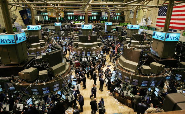 Dow Jones Industrial Average「Dow Hits New Record Closing High Of 11,727」:写真・画像(1)[壁紙.com]