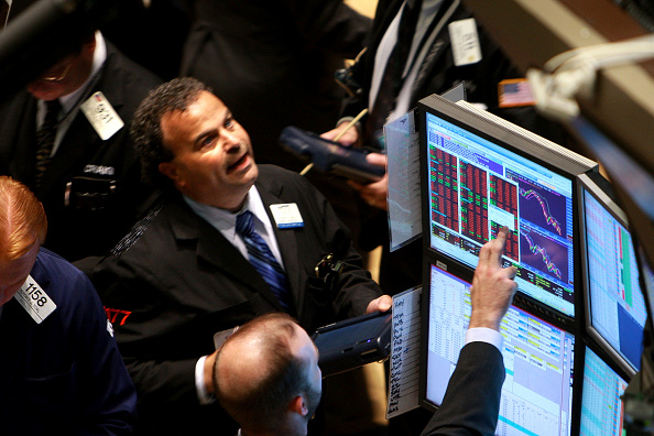 Emergency Economic Stabilization Act「Stocks Open Lower Day After Senate Approves Bailout Bill」:写真・画像(3)[壁紙.com]