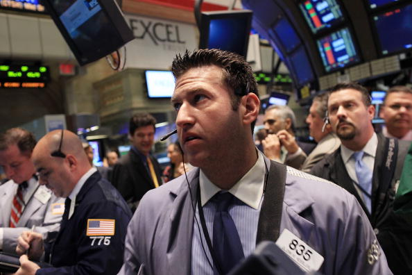 Recovery「Dow Jones Industrial Average Dips Below 10,000」:写真・画像(15)[壁紙.com]