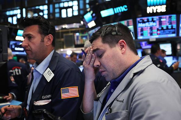 "Trader「U.S. Markets React To Historic ""Brexit"" Vote In UK」:写真・画像(8)[壁紙.com]"