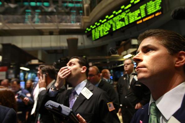 ファイナンス「Markets Revive As US, Europeans Shore Up Banks」:写真・画像(0)[壁紙.com]