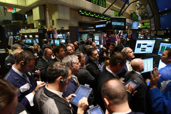 Finance「Markets Revive As US, Europeans Shore Up Banks」:写真・画像(8)[壁紙.com]