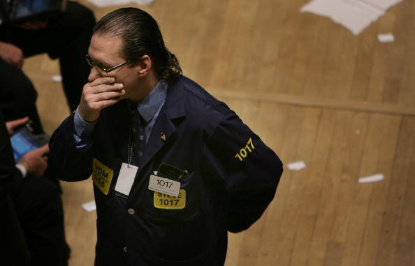 Dow Jones Industrial Average「Wall Street Rebounds After World Markets Dip」:写真・画像(10)[壁紙.com]